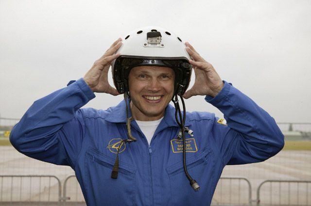Сергей Богдан: лётчик, который боится высоты и разговаривает с самолетами