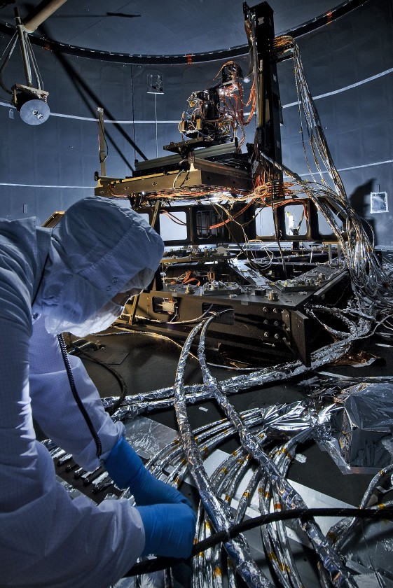 Как создавали телескоп «Джеймс Уэбб»