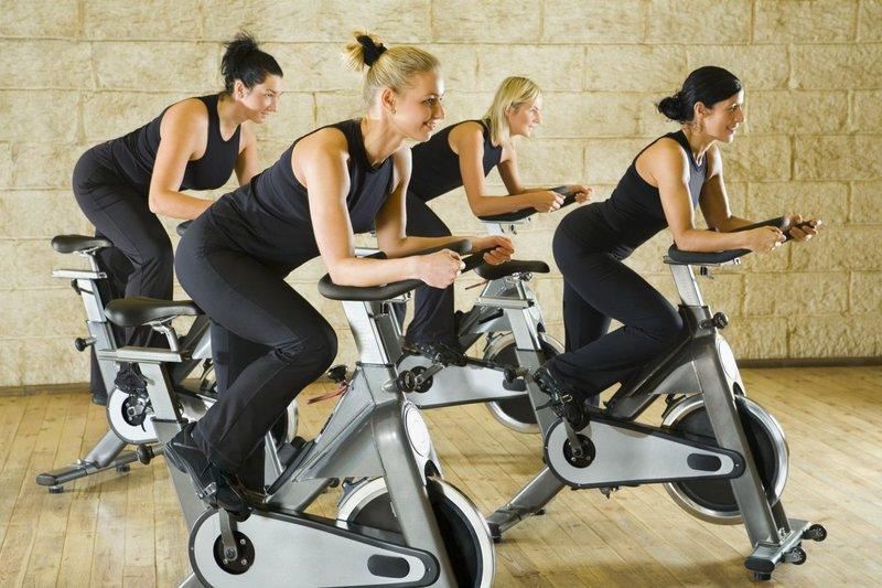 Серёга и фитнес