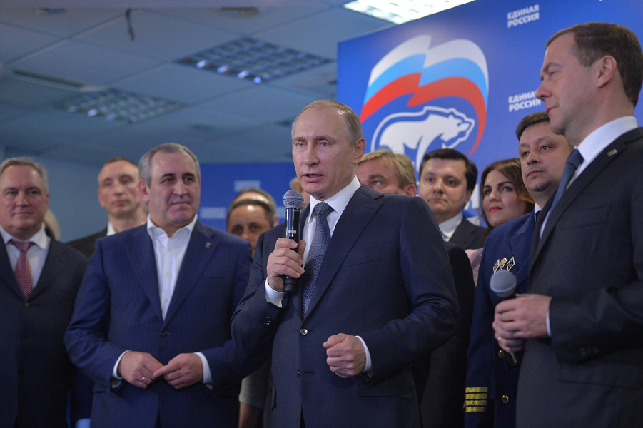 """Если Путин пойдет на выборы самовыдвиженцем, """"Единая Россия"""" выдвинет своего кандидата?"""