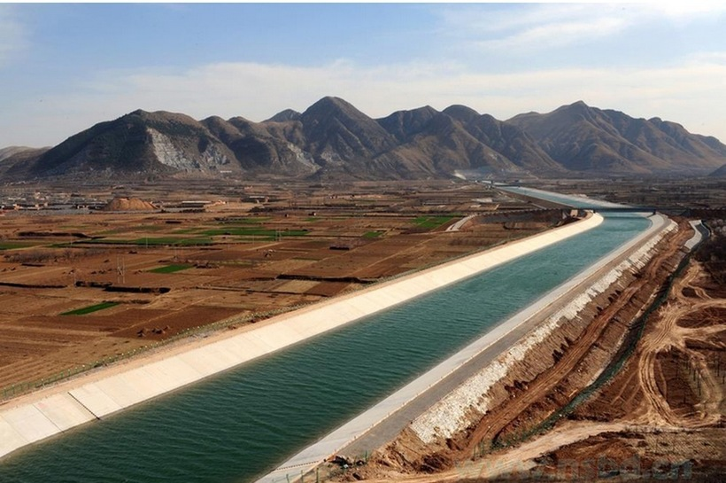 Поворот китайских рек: как выглядит масштабное преобразование природы по-китайски
