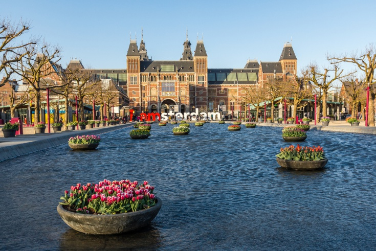 Три музея Амстердама, которые поразят вас