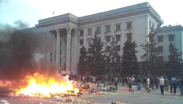 Жертвы Одесской Хатыни были отравлены, а потом сожжены