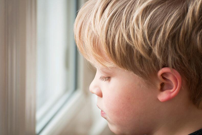 Когда ваш ребенок расстроен: 6-шаговая методика .