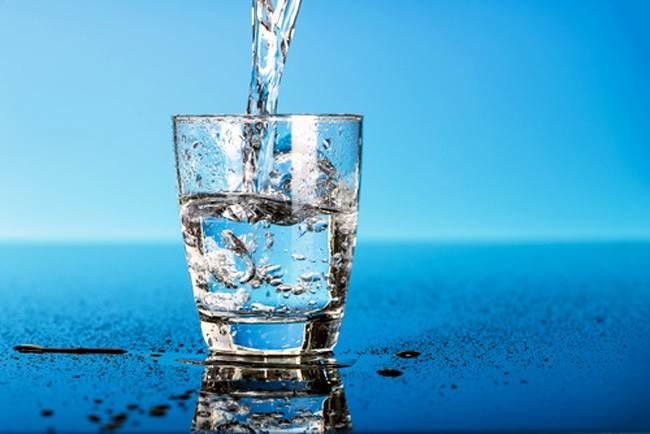 Начните день со стакана воды