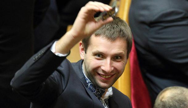 Парасюк нашел виновных в войне на Донбассе