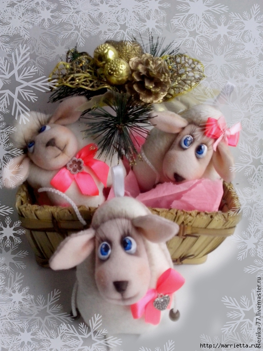 Шьем сувенирных ОВЕЧЕК к Новому году (4) (525x700, 293Kb)