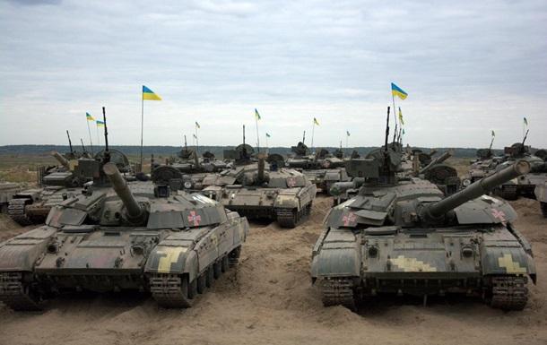 Украинцы примут участие в танковом биатлоне НАТО на советских танках