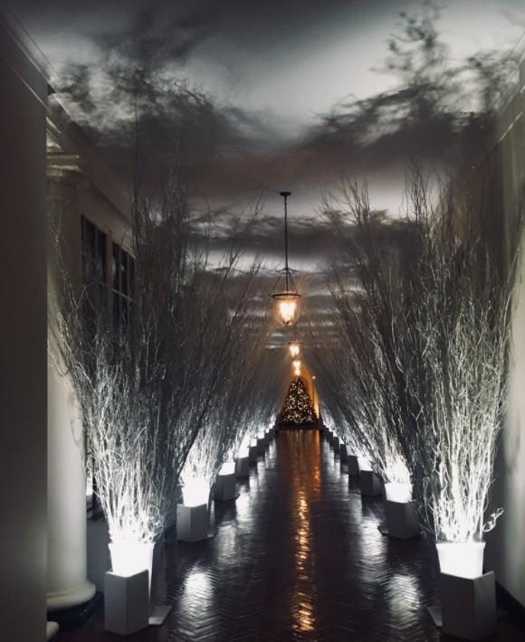 """Белый дом в стиле """"Сайлент Хилл"""""""