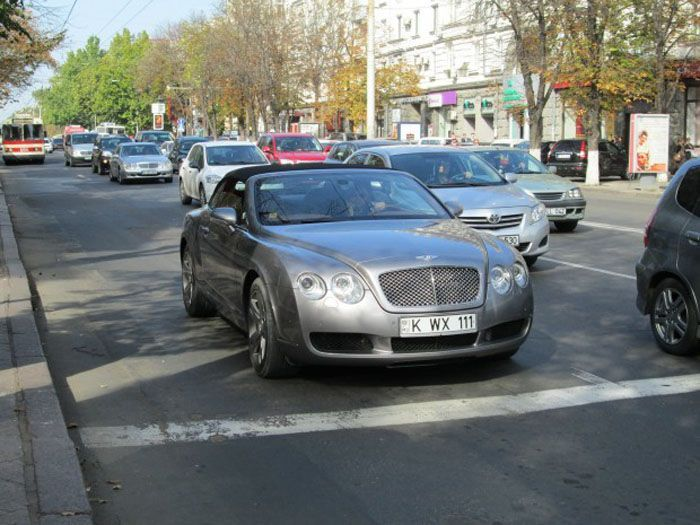Срочно продам колеса от Bentley Continental GT (4 фото)