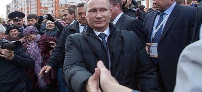 Александр Росляков. Не бойся, Путин! Обратись к народу напрямик – и он спасет страну от негодяев!