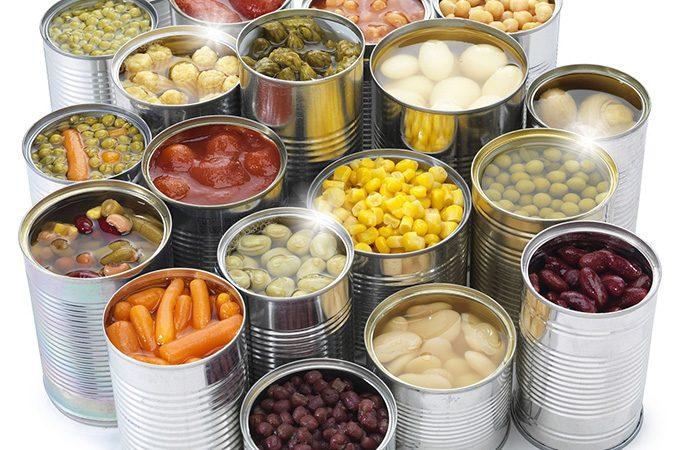 10 самых полезных и питательных консервированных продуктов