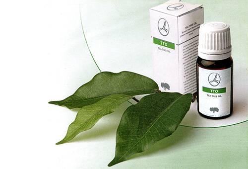 Применение масла чайного дерева в народной медицине