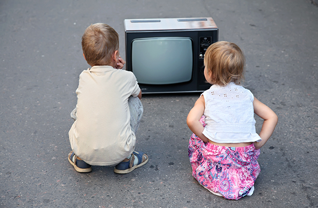 Телевидение — наш  рабовладелец?