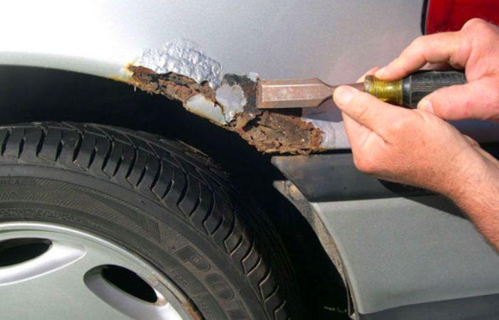 Подержанные автомобили, которые могут поржаветь за пару лет