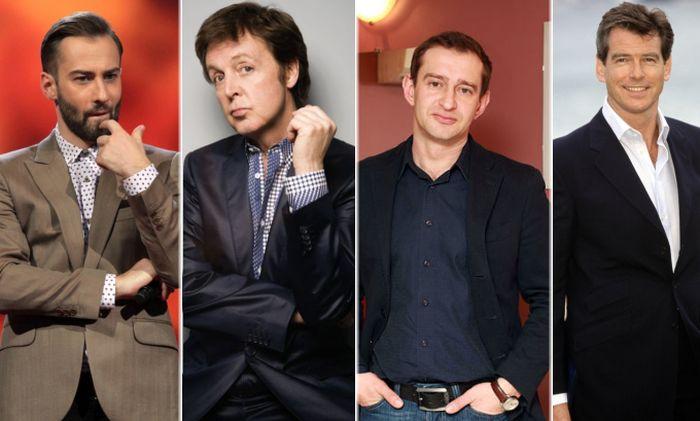 Лететь с одним крылом: 7 знаменитых мужчин, оставшихся вдовцами