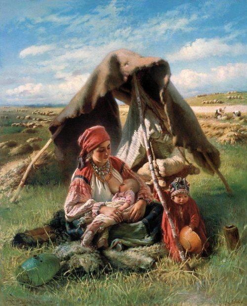 художник Константин Маковский – 3-12