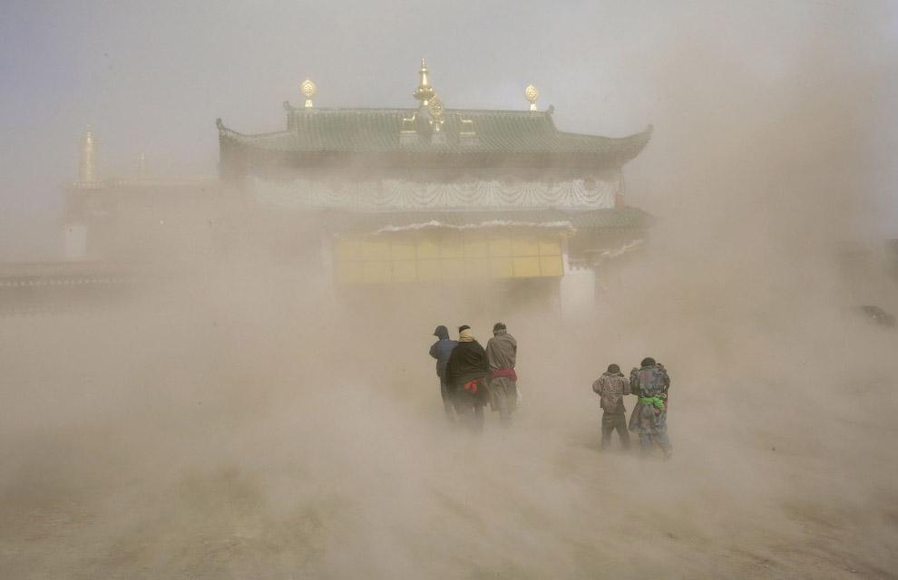 Провинция Сычуань, Китай