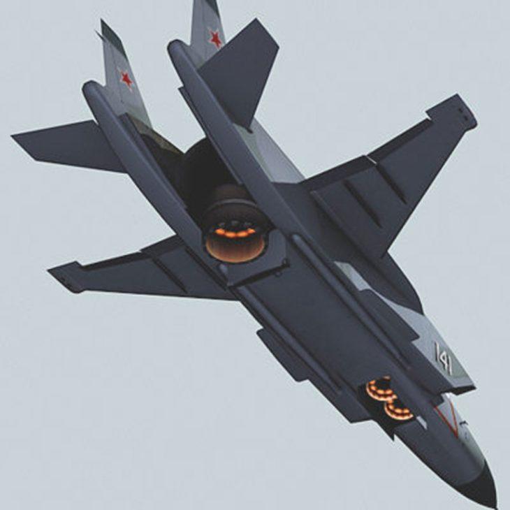 Як-141 выиграл гонку вооружений, продолжавшуюся более 50 лет