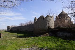Армения. Эчмиадзин и Звартноц