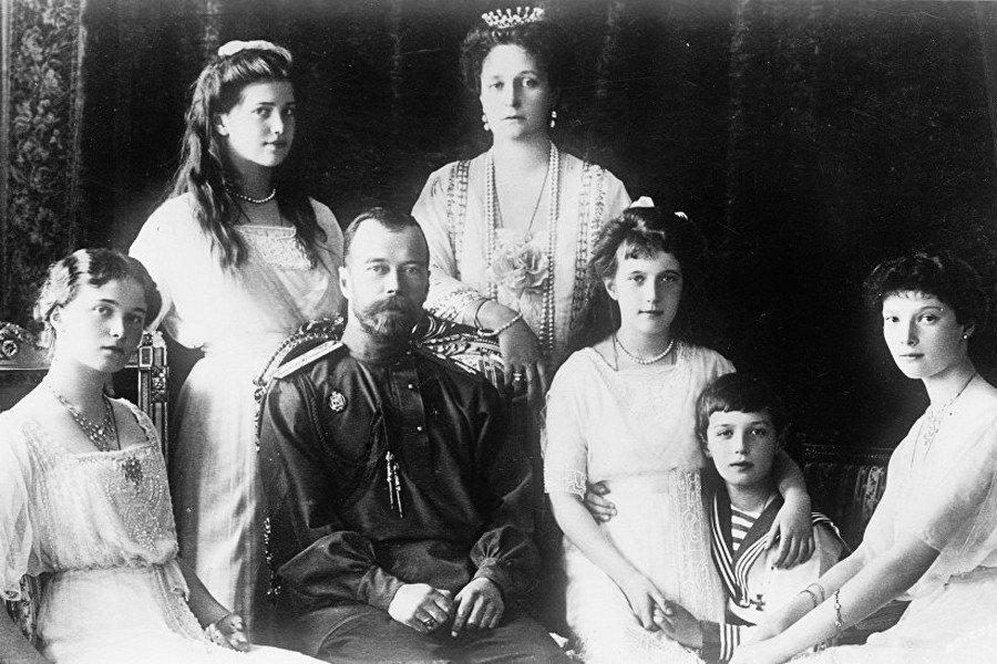 Расстрел царской семьи, или кто на самом деле убил царя?