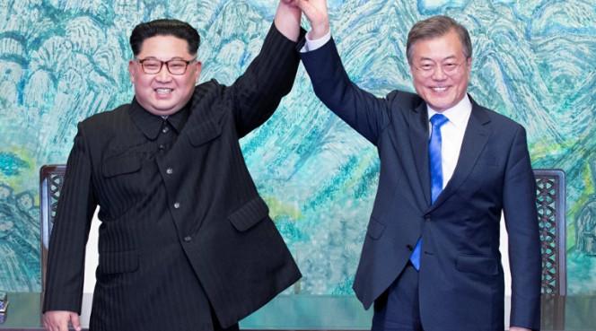 Лидеры КНДР и Южной Кореи провели вторую встречу