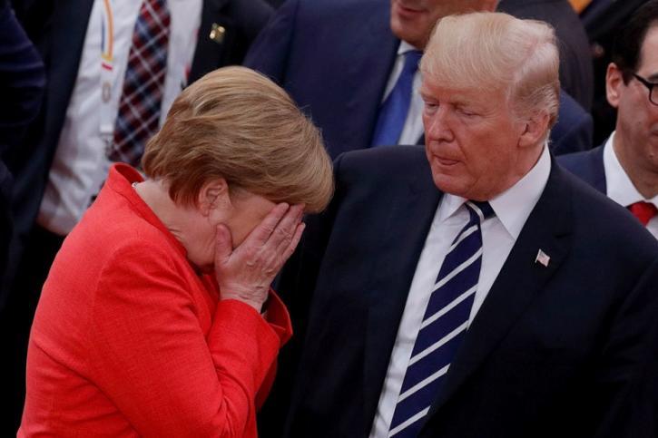 Германия оказалась под жёстк…
