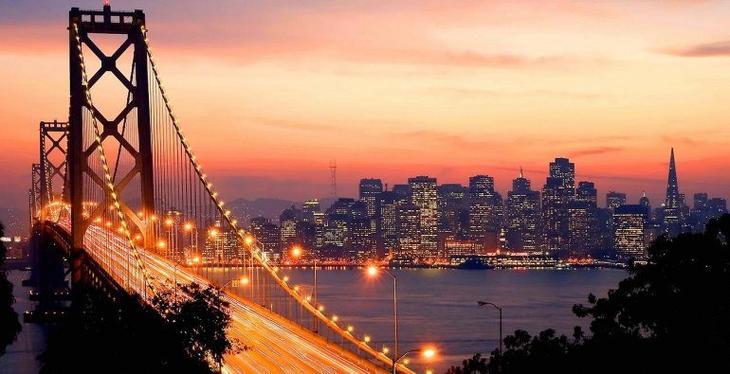 17 знаковых мест Сан-Франциско, обязательных к посещению