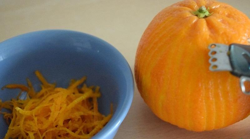 маковый торт с апельсинами