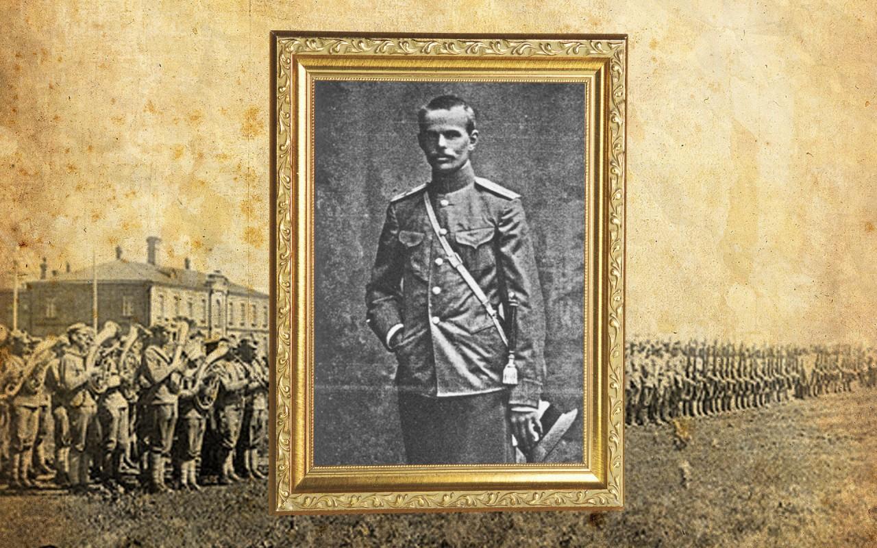 Р.Ф. Унгерн во время Первой мировой войны. Коллаж © L!FE Фото: © Wikipedia.org