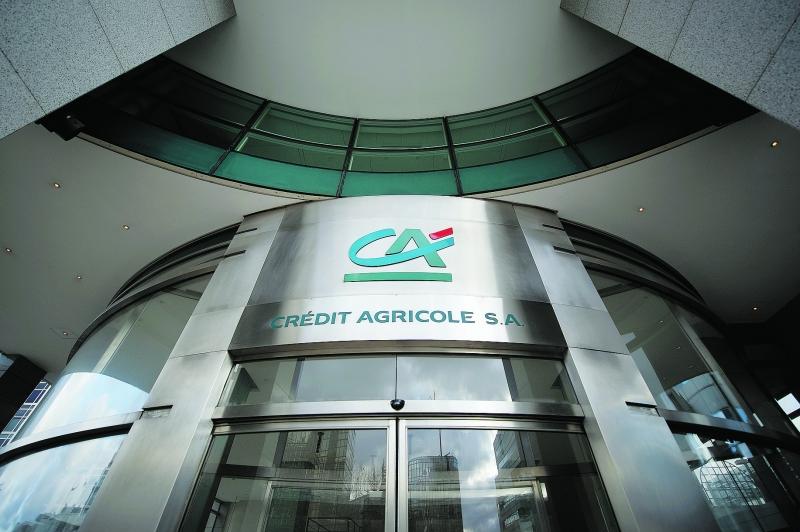 Недограждане: банк Credit Agricole брезгует обслуживать переселенцев из Донецка