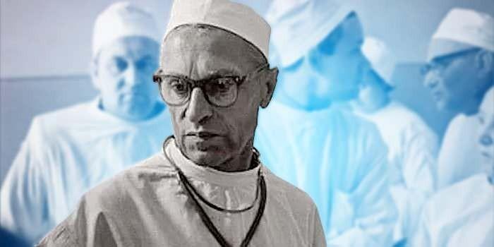 Эксперименты полевого хирурга: как Амосов искал идеальную модель  государства