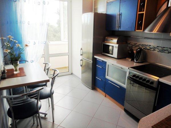 Уютный интерьер для маленького дома