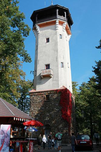 Башня - Диана ( отдых с детьми)