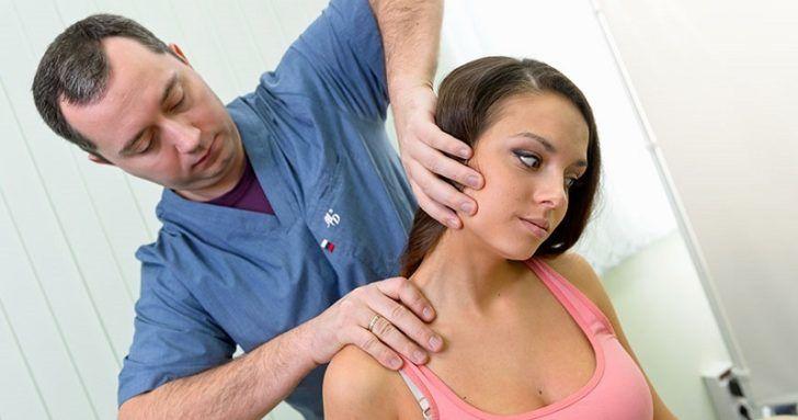 90 % трудоспособного населения страдает от шейного остеохондроза