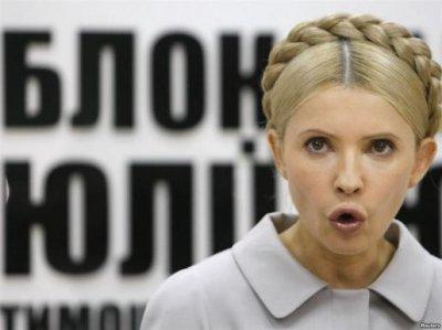 Тимошенко призывает срочно задействовать на полную мощность НАТО против России
