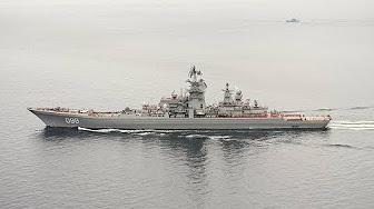 АЖИОТАЖ НА ЗАПАДЕ! Заход на Балтику Двух Гигантов Северного флота РФ!