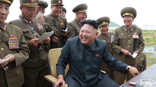82 подлодки Северной Кореи жестоко отомстят Трампу в случае войны