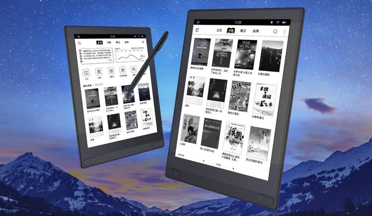 Likebook Note T103: 10,3-дюймовый блокнот с экраном E Ink и подсветкой
