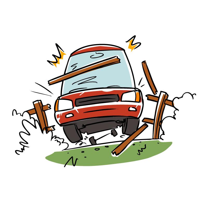 Анекдот про то, как молодой водитель устарого опыт перенимал