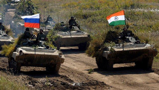 Почему Штатам даже подумать страшно о российско-индийском сотрудничестве?