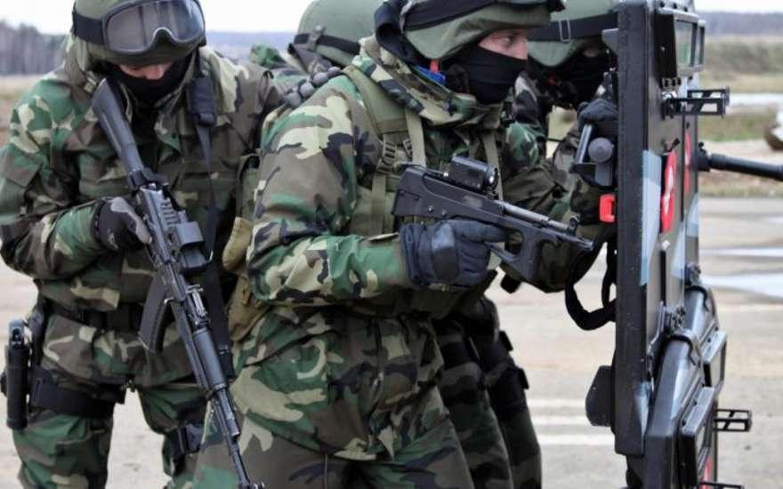 Армия будущего Рамзана Кадыр…