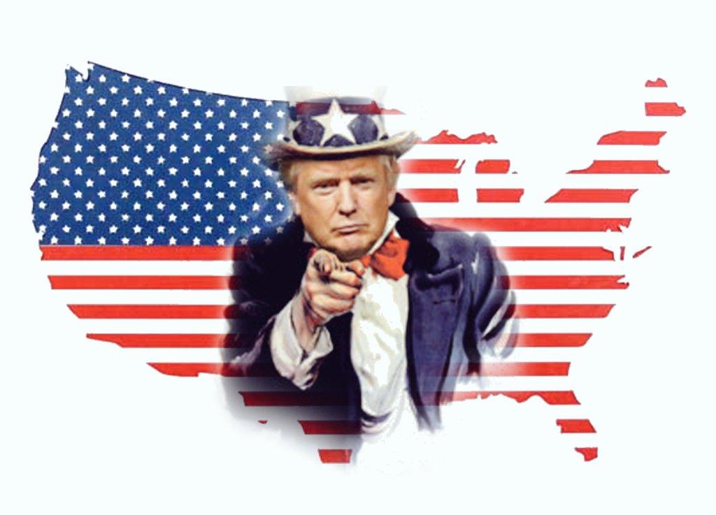 Наш Трампушка...