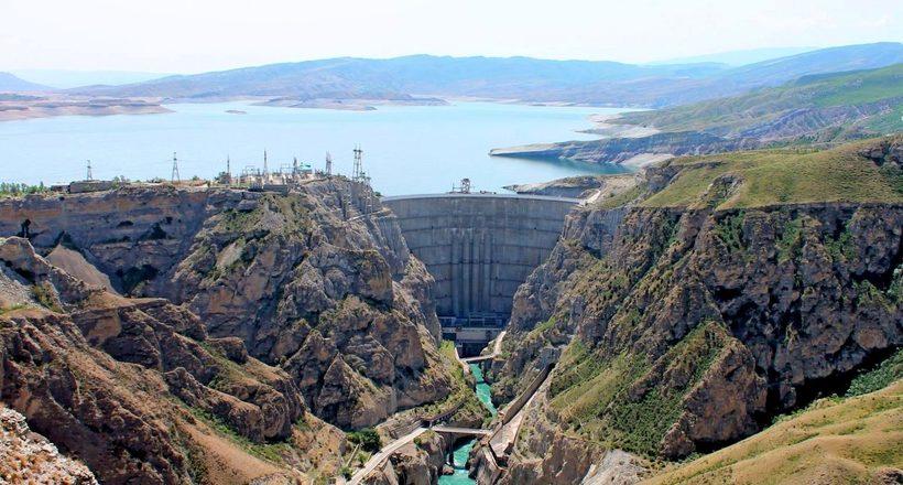 Чиркейская ГЭС: где находится самая живописная плотина России