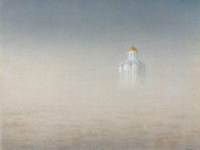 художник Василий Ситников картины - 03