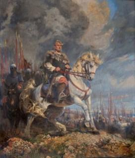 5 великих полководцев Древней Руси