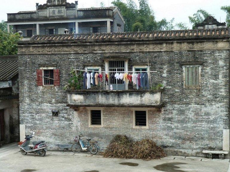 Diaolou04 Мой дом моя крепость