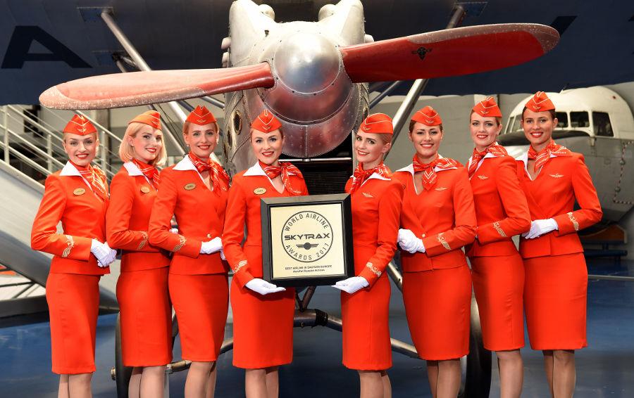 «Аэрофлот» стал лучшей авиак…