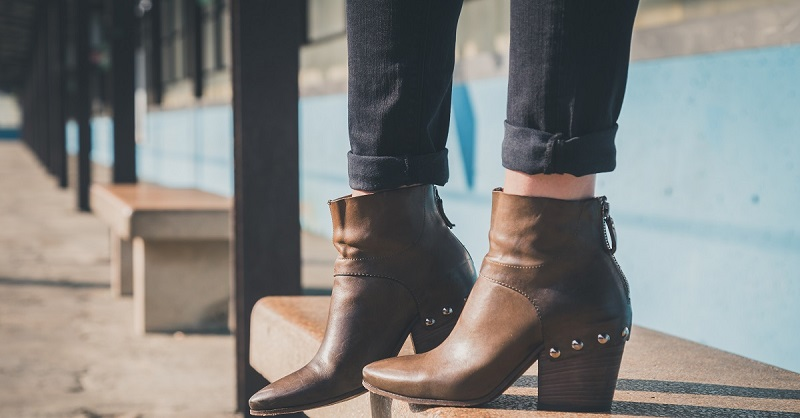 Модная осенняя и зимняя обувь для женщин - 2018