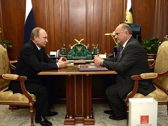 Путина окружили преемники: д…
